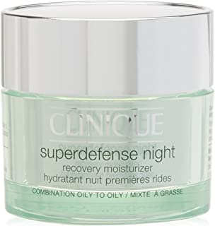 Clinique Superdefense Night Recovery Moisturizer - Combination Oily To Oily, 50 ml