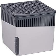 Wenko 50221100 Deshumidificador Cube 1000g, Gris Oscuro, 16,