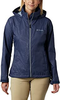 Columbia Women's Switchback Iii Printed Jacket, Packable