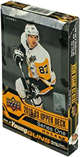 upper deck hockey hobby box