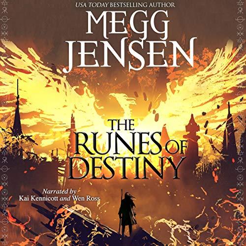 The Runes of Destiny Audiobook By Megg Jensen cover art