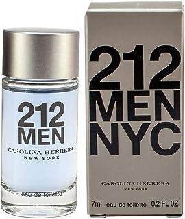 キャロライナ ヘレラ 212 メン オードトワレ EDT 7ml ミニチュア ミニ香水