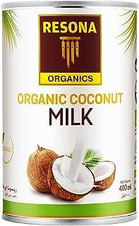Resona Organic Coconut Milk, 400 ml