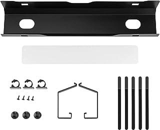 StandXT Kit passe-câbles pour bureau - Amovible - Longueur : 60 cm - 5 bandes Velcro - 3 clips de câble - 3 supports de câ...