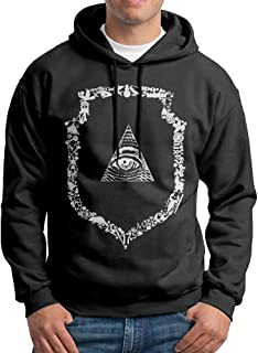 Men's Young Jeezy Seen It All The Autobiography Hoodie Black