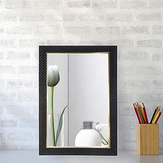 Creative Arts n Frames Synthetic Fiber Wood Wall Mirror (10 x 14 inch) (Multi)