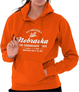 Nebraska Corn State Athletic College NE Hoodie