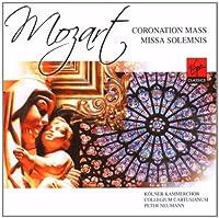 Mozart: Coronation Mass K.317 & Missa Solemnis K.337 by Collegium Cartusianum (2007-08-14)