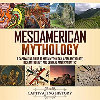 Mesoamerican Mythology audiobook cover art