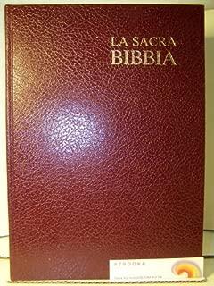 La Sacra Bibbia: Antico E Nuovo Testamento