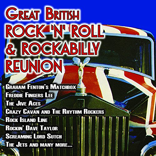 The Great British Rock \'n\' Roll and Rockabilly Reunion