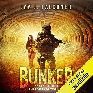 Bunker: Boxed Set (Books 1-3) Titelbild