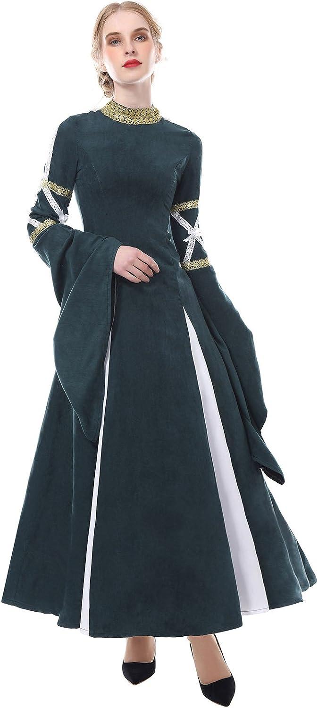 Women's Renaissance Wholesale Medieval Dress Irish Over Retro Victorian shopping Co