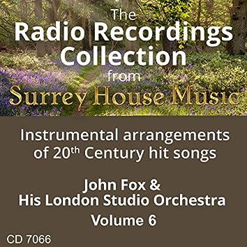 John Fox & His Orchestra, Vol. 6