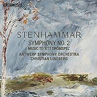 交響曲第2番、『夢の劇』組曲 クリスティアン・リンドベルイ&アントワープ交響楽団