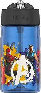 Thermos 12 Ounce Tritan Hydration Bottle (Avengers/Splatter) (Avengers/Splatter)