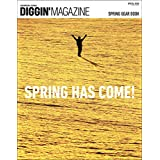 三栄ムック DIGGIN' MAGAZINE SPECIAL ISSUE SPRING GEAR BOOK
