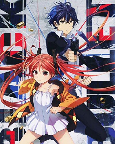 Black Bullet Poster Anime Wall Home Decor Japanese Enju Satomi Promo Aihara 16x20 Inches