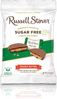 Russell Stover Sugar Free Peanut Butter Cups, 3 oz. Bag