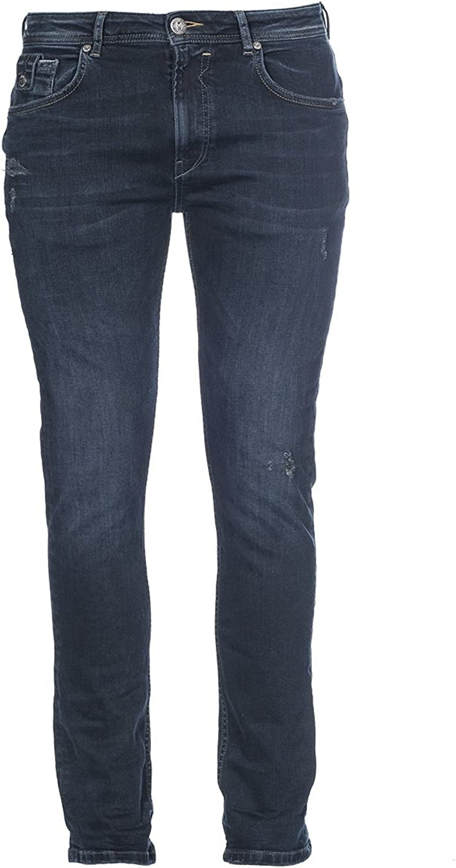 MOD Herren Jeans Ricardo - Slim Fit - Blau - Verona Blau B079DTNJ1M  Einzelhandelspreis