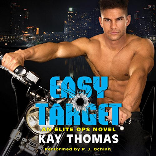 Easy Target audiobook cover art