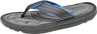 Mens Dunlop Memory Foam Toe Post Summer Beach Holiday Flip Flops Sandals