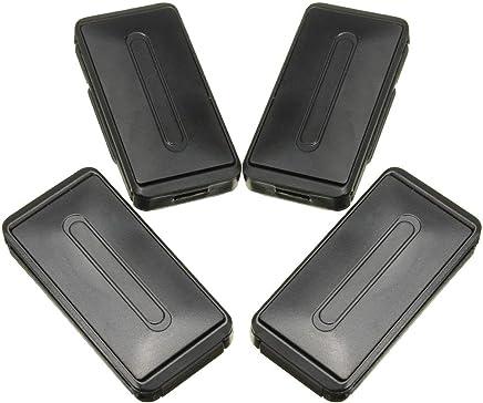 ARDUTE Universal Auto Sicherheitsgurte Clips Sicherheit Einstellbare Stopper Schnalle Auto G/ürtelschnalle Clip Autos Sicherheitsgurt Clip