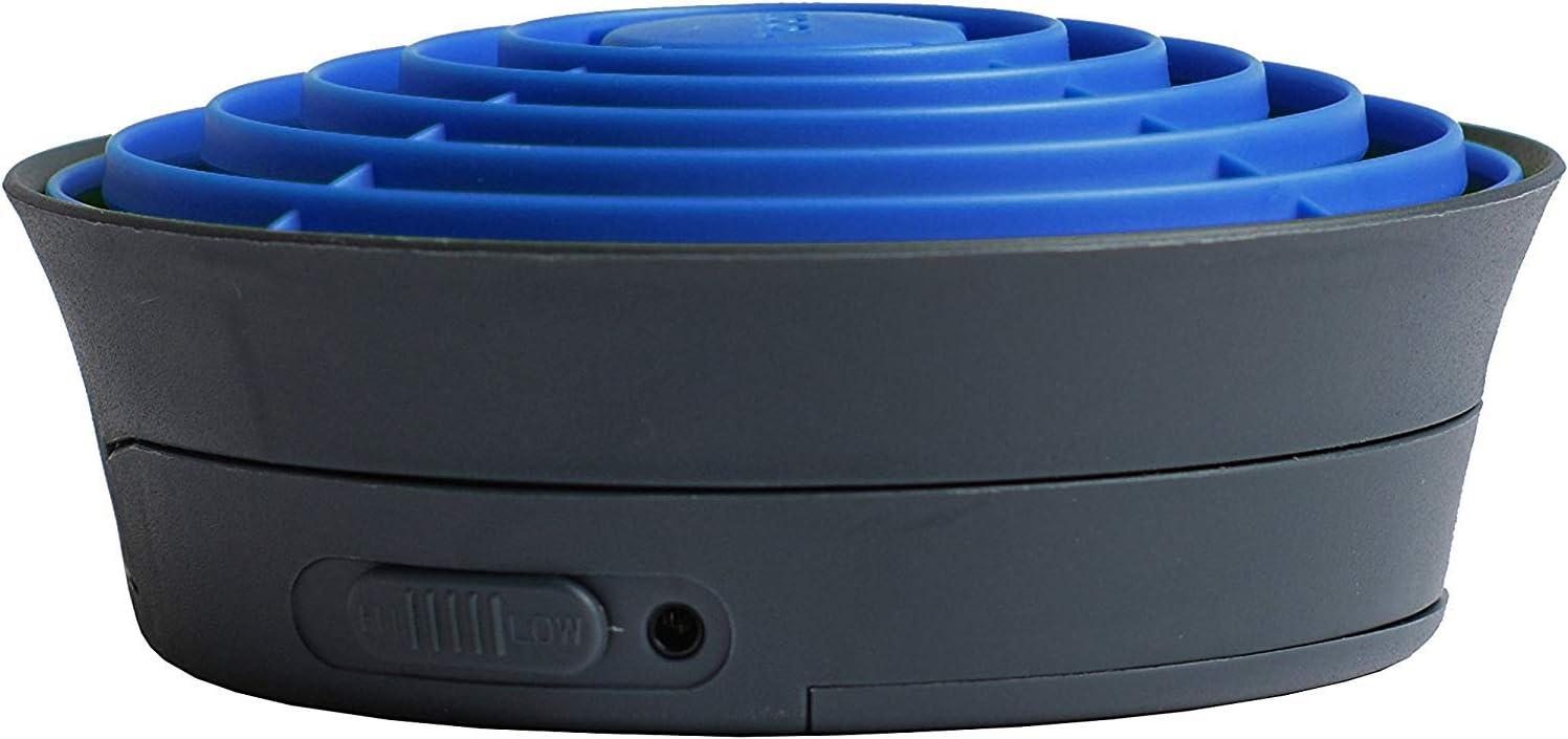 O2COOL 5-Inch Portable USB Fan, Blue