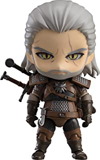Good Smile Company The Witcher 3: Wild Hunt Geralt Nendoroid Action Figure