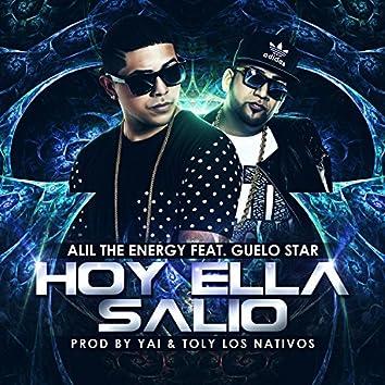 Hoy Ella Salio (feat. Guelo Star)