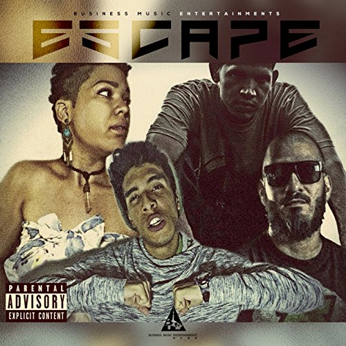 Escape (feat. Amaretta, Manny Castela, Retrro HDT) [Explicit]