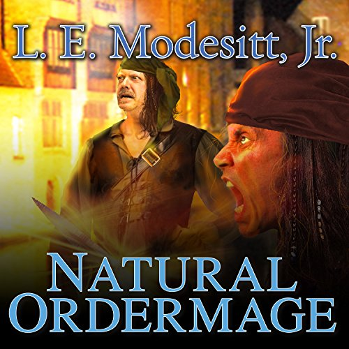 Natural Ordermage audiobook cover art