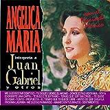 Angelica Maria Interpreta a Juan Gabriel y Otros Con el Mariachi Mexico