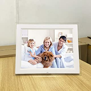Digital Photo Frame, 14-inch 1024 * 768 with Acrylic Frame MP3 / MP4 Player Multi-Function Advertising Machine Electronic ...