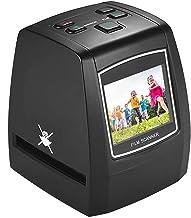 $472 » ZRSLGS Protable Negative Film Scanner 35mm 135mm Slide Film Converter Photo Digital Image Viewer with 2.4 Inch LCD Display