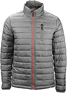 Gerbing Gyde 7 Volt Calor Puffer Filled Jacket-Mens-Gray-Medium