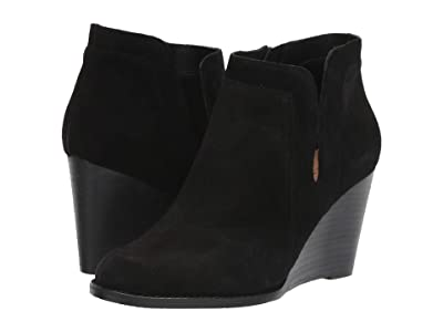 Lucky Brand Yabba (Black/Black) Women