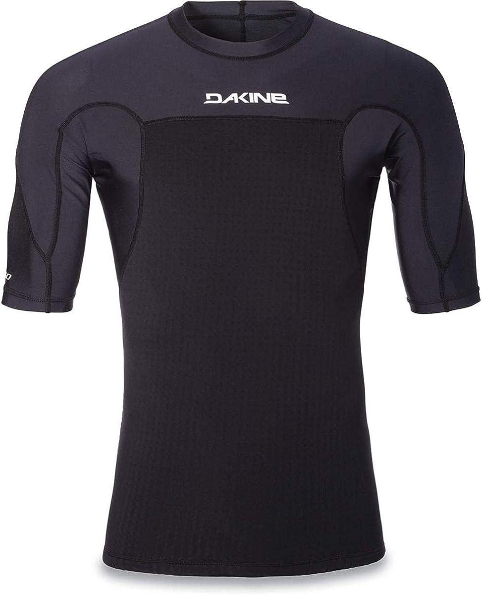 Lightweight 6.5 oz snug fit surf shirt Dakine Mens Heavy Duty Snug Fit Long Sleeve Rash Vest Top Seaford