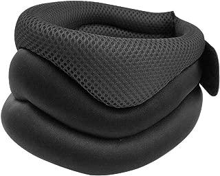 DRSLPAR Cervical Collar Soft Neck Brace Support for Sleeping for Women and Men(Regular,Grey)