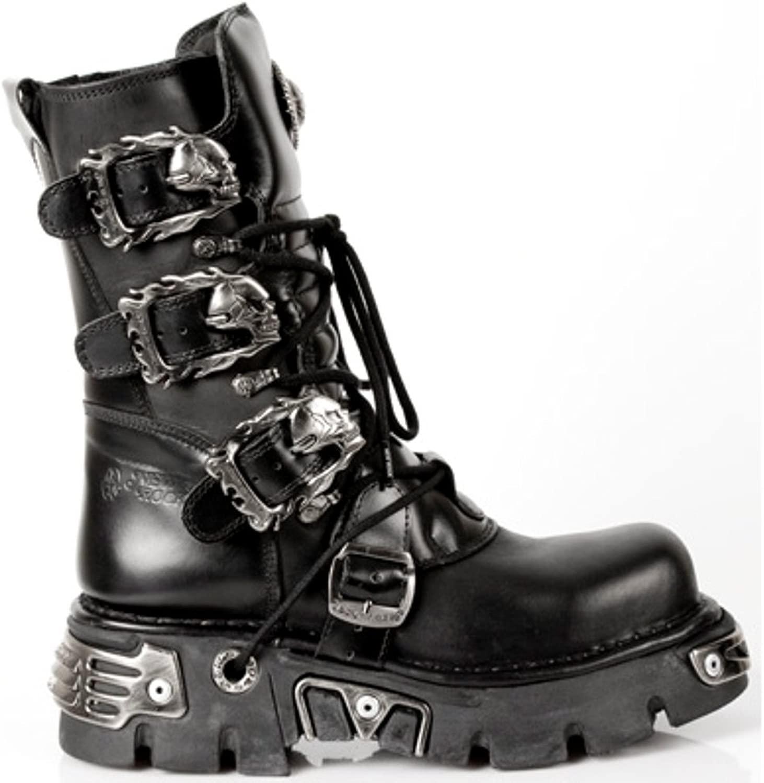 Stiefel Unisex Stiefel - - Style 391 S1 schwarz  Beliebt