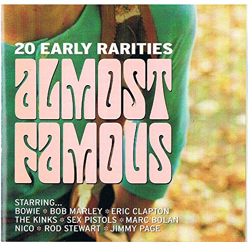 20 Early Rarities - Almost Famous - Mojo Magazine CD