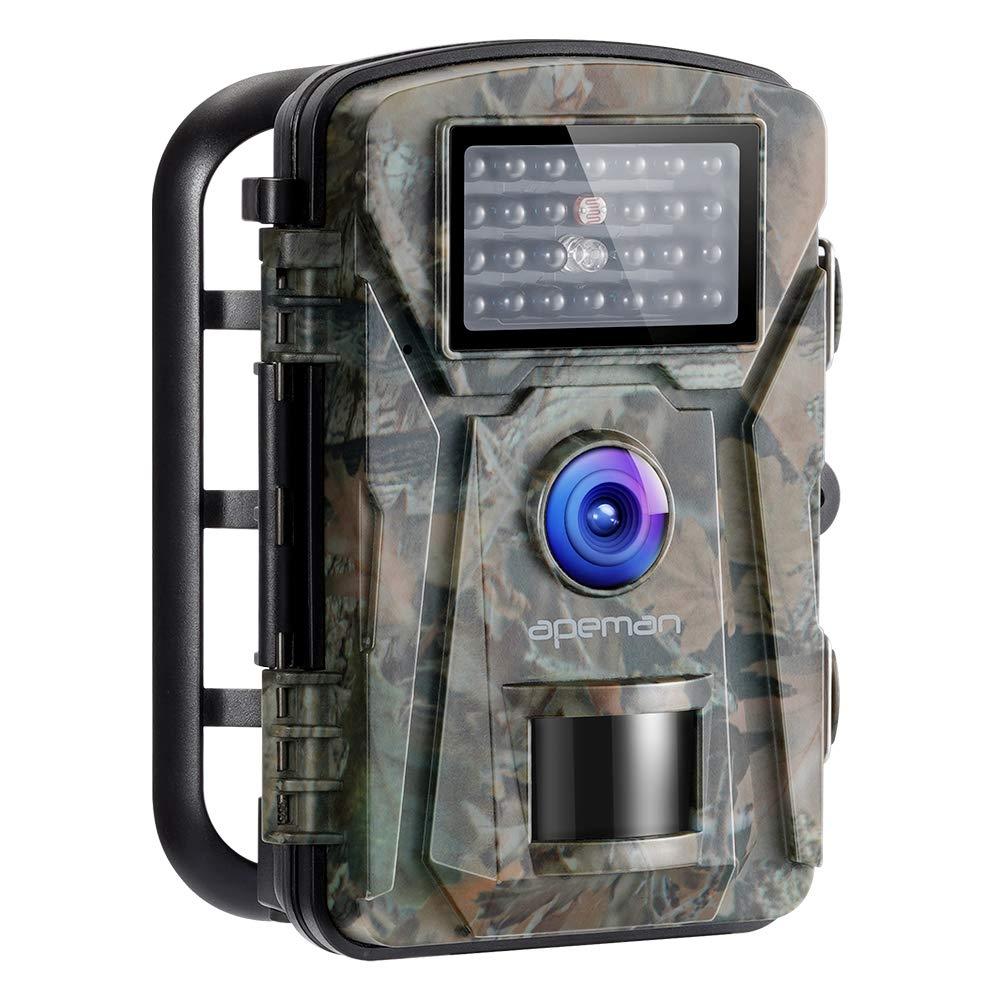 APEMAN Infrared Wildlife Monitoring Surveillance