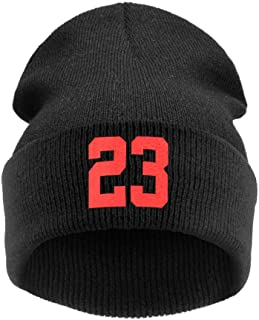 Beanie 23 JORDAN BULLS SPORTS Men Women Basketball cap Hiphop warm Wool hat knitted hats
