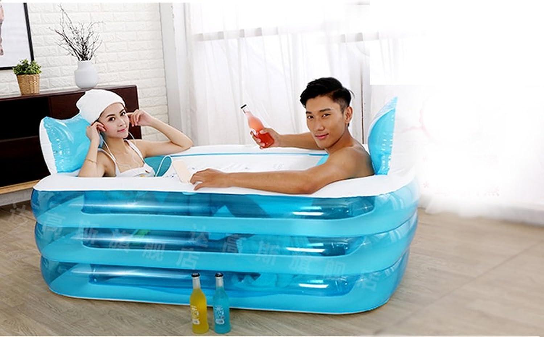 Adult Inflatable Bath Bath Bath Thickening Bath Bath Bath Khan Steamer Cabinet Bathtub Can Be Folded