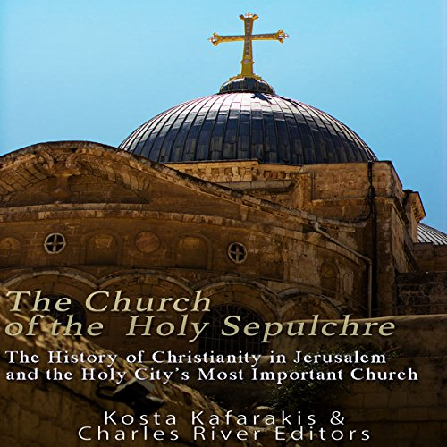 The Church of the Holy Sepulchre audiobook cover art