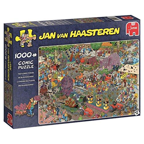 Jumbo Spiele GmbH JUM19071 Puzzle, Mehrfarbig