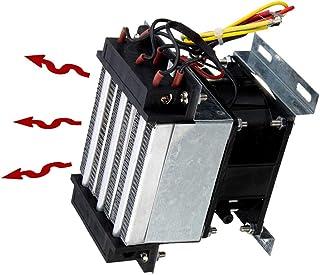 Elemento Del Calentador De PTC, Dispositivo De Sequía Del Aislamiento Multiusos Del Calentador De Fan Termostático Industrial 300W 220V