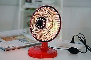 Calentadores Radiador De Invierno Mini Hogar Eléctrico De 6 Pulgadas De Escritorio De Oficina Eléctrico De Aire Caliente 200W,Red