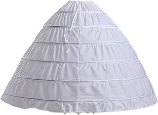 Albrose barato novia Petticoat para vestidos de boda o vestidos de quinceañera