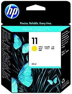 HP 11 | Ink Cartridge | Yellow | C4838A